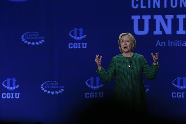 Big Data「Hillary And Chelsea Clinton Host Clinton Global Initiative University」:写真・画像(3)[壁紙.com]