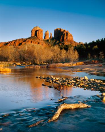 Sedona「Cathedral Rocks, Sedona Arizona」:スマホ壁紙(13)