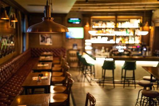 Bar Counter「Classy empty bar」:スマホ壁紙(6)