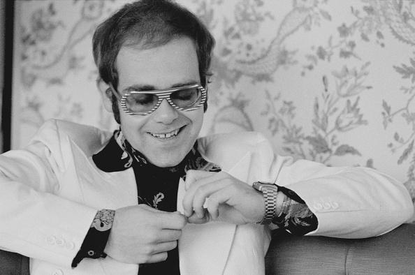 Wristwatch「Elton John」:写真・画像(1)[壁紙.com]