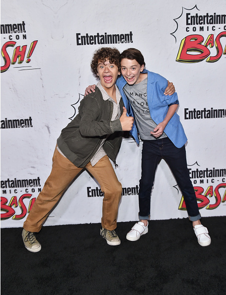 Noah Schnapp「Entertainment Weekly Hosts Its Annual Comic-Con Party At FLOAT At The Hard Rock Hotel In San Diego In Celebration Of Comic-Con 2017 - Arrivals」:写真・画像(17)[壁紙.com]