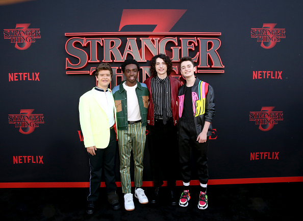 "Noah Schnapp「""Stranger Things"" Season 3 World Premiere」:写真・画像(9)[壁紙.com]"