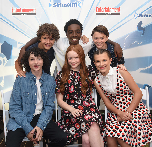 Noah Schnapp「SiriusXM's Entertainment Weekly Radio Channel Broadcasts From Comic Con 2017 - Day 3」:写真・画像(9)[壁紙.com]