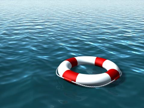 Insurance「Life Buoy on the sea」:スマホ壁紙(13)