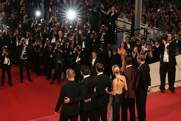 """Chris Sparling「""""The Sea Of Trees"""" Premiere - The 68th Annual Cannes Film Festival」:写真・画像(4)[壁紙.com]"""