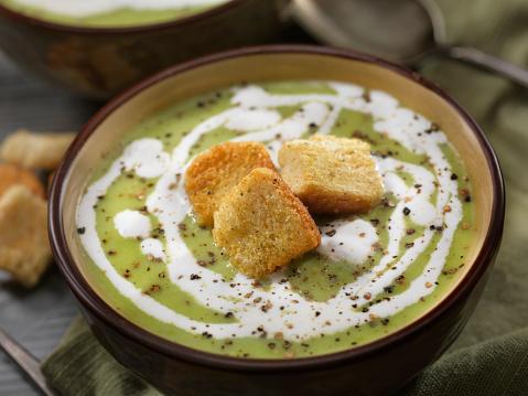 Crouton「Creamy Pea Soup」:スマホ壁紙(7)