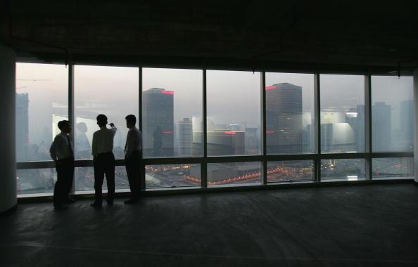 Corporate Business「Beijing Streets Crowded Despite Improvements」:写真・画像(3)[壁紙.com]