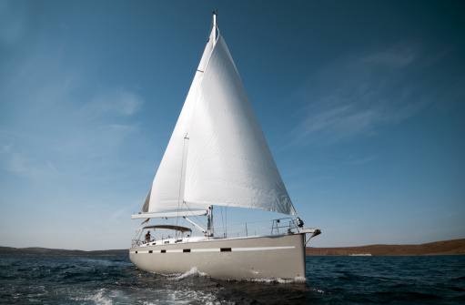 Recreational Boat「sailboat」:スマホ壁紙(3)
