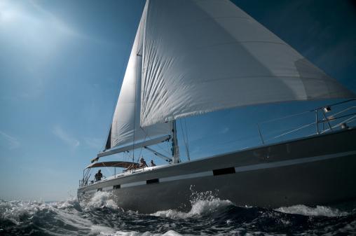 Sailing「sailboat」:スマホ壁紙(11)