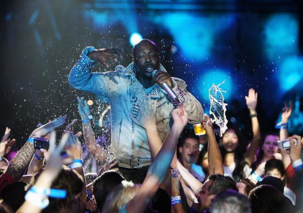 Redfern - Australia「Show And Audience At The MTV Australia Awards 2008」:写真・画像(7)[壁紙.com]