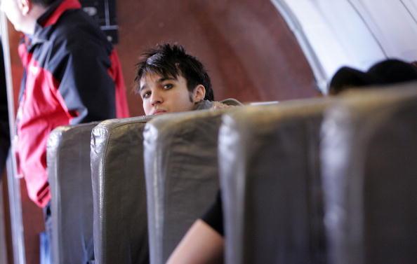"Passenger Cabin「MTV Presents ""Infinity Flight 206 With Fall Out Boy""」:写真・画像(14)[壁紙.com]"