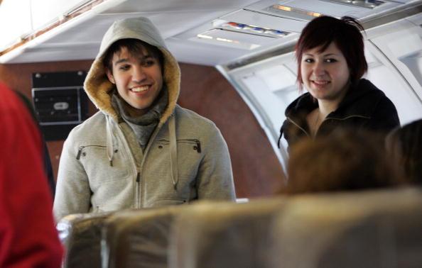 "Passenger Cabin「MTV Presents ""Infinity Flight 206 With Fall Out Boy""」:写真・画像(17)[壁紙.com]"