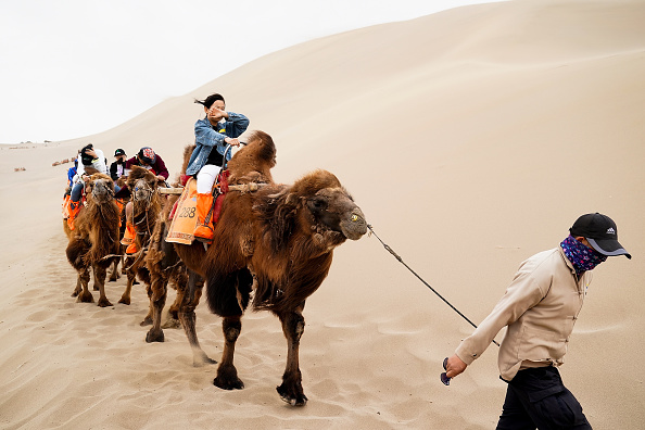 Tourism「Daily Life In Dunhuang」:写真・画像(9)[壁紙.com]