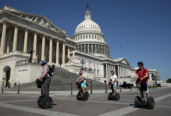 Tourism「Congress Returns To Session After Summer Recess」:写真・画像(11)[壁紙.com]