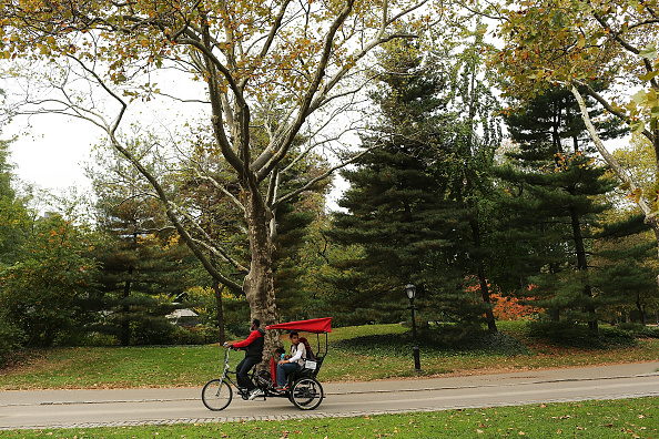 Tourism「New York City Council To Consider Regulating Bicycle Pedicabs Fare Rates」:写真・画像(0)[壁紙.com]