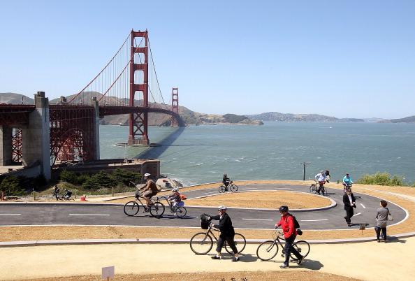 San Francisco - California「Bay Area Prepares For San Francisco's Golden Gate Bridge 75th Anniversary」:写真・画像(15)[壁紙.com]