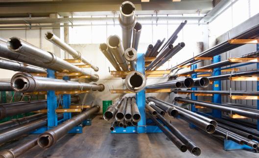 Lombardy「Pipes in a steel factory」:スマホ壁紙(13)