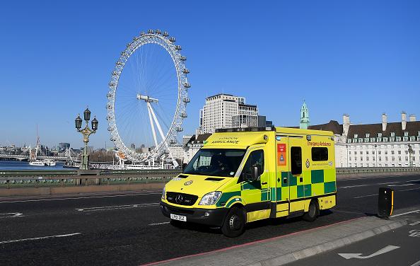 英国 ロンドン「UK On Lockdown Due To Coronavirus Pandemic」:写真・画像(16)[壁紙.com]
