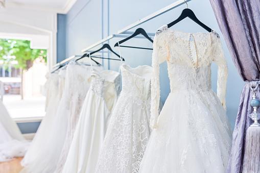 Designer Clothing「We have a variety of wedding dresses」:スマホ壁紙(17)