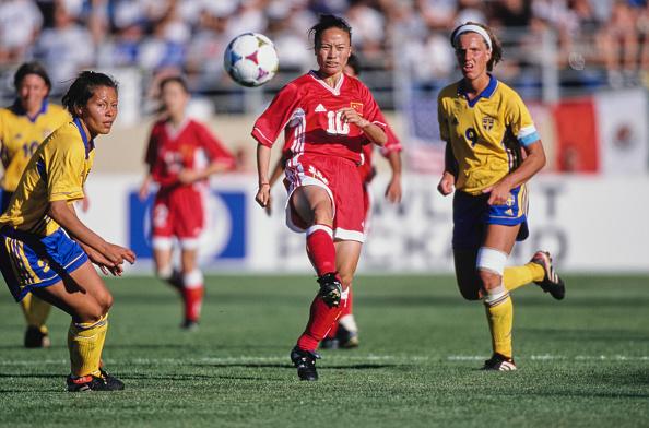 Women's Soccer「1999 FIFA Women's World Cup」:写真・画像(13)[壁紙.com]
