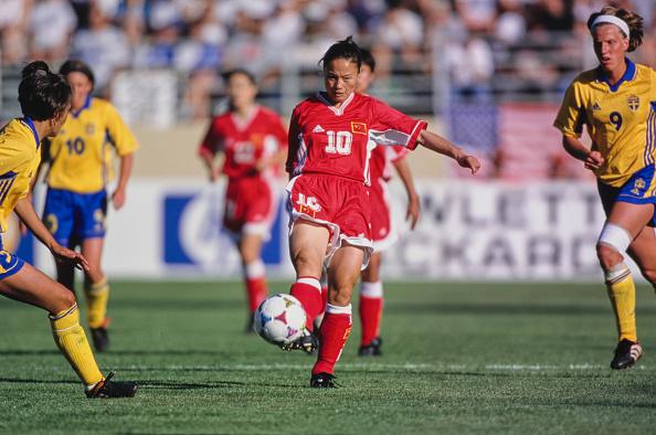 Women's Soccer「1999 FIFA Women's World Cup」:写真・画像(12)[壁紙.com]