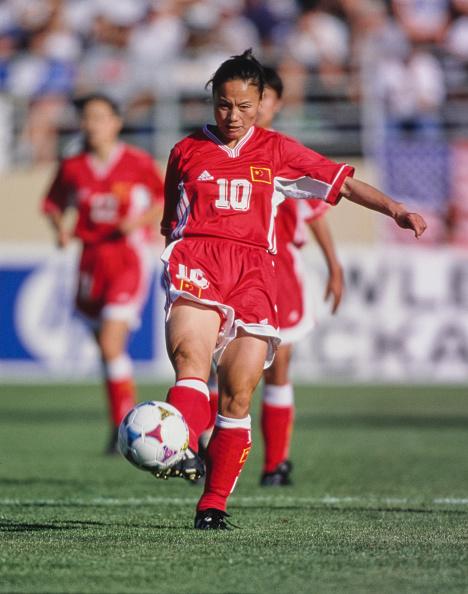Women's Soccer「1999 FIFA Women's World Cup」:写真・画像(11)[壁紙.com]