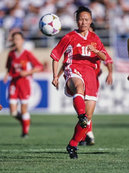 Women's Soccer「1999 FIFA Women's World Cup」:写真・画像(14)[壁紙.com]