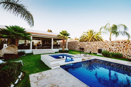 Mexico「Luxury house with swimming pool - property in Latin America」:スマホ壁紙(11)