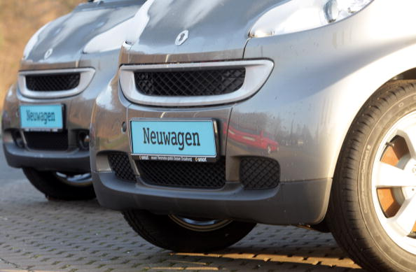 Mode of Transport「Car Sales May Jump After Merkel Stimulus Steps」:写真・画像(8)[壁紙.com]