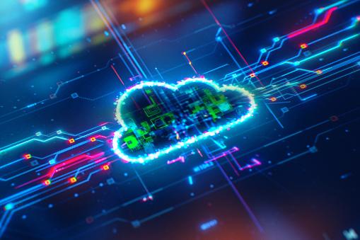 Big Data「Cloud Network Solution」:スマホ壁紙(6)