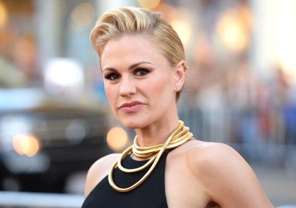 """アンナ パキン「Premiere Of HBO's """"True Blood"""" Season 7 And Final Season - Arrivals」:写真・画像(8)[壁紙.com]"""