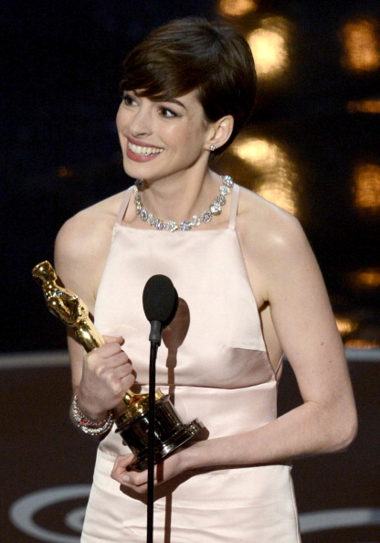 Best supporting actress prize「85th Annual Academy Awards - Show」:写真・画像(2)[壁紙.com]