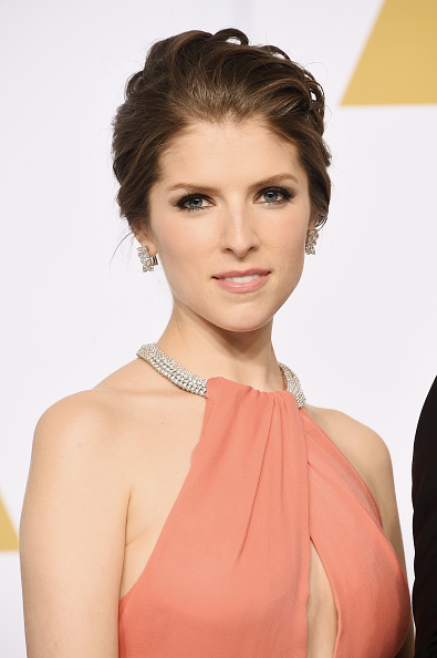 アナ・ケンドリック「87th Annual Academy Awards - Press Room」:写真・画像(16)[壁紙.com]