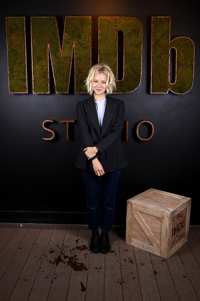Annabelle Dexter-Jones「The IMDb Studio At The 2017 Sundance Film Festival Featuring The Filmmaker Discovery Lounge, Presented By Amazon Video Direct: Day One - 2017 Park City」:写真・画像(1)[壁紙.com]