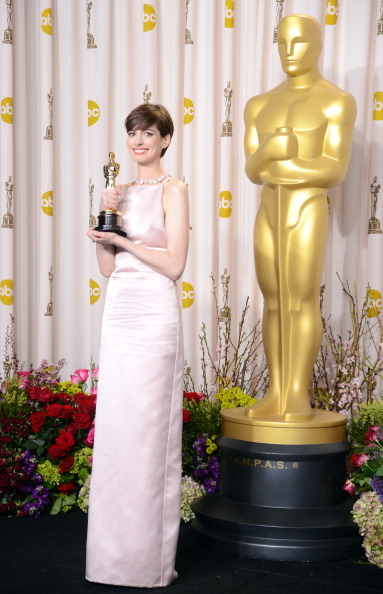 Best supporting actress prize「85th Annual Academy Awards - Press Room」:写真・画像(11)[壁紙.com]