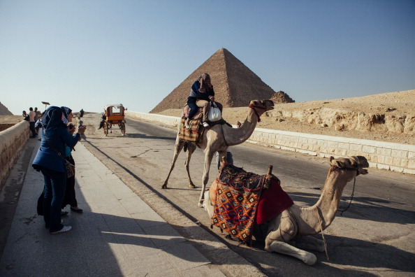 Giles「Tourism Down As Cairo Struggles After Months Of Violence」:写真・画像(12)[壁紙.com]