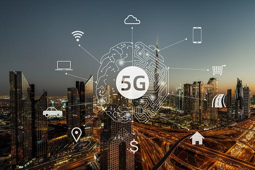 Internet of Things「Smart City」:スマホ壁紙(4)