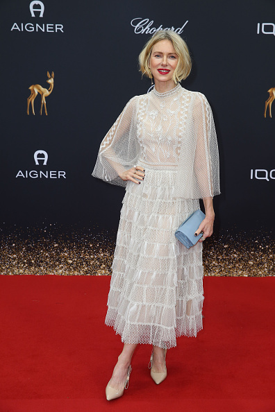 Lace Dress「Red Carpet Arrivals - Bambi Awards 2019」:写真・画像(1)[壁紙.com]