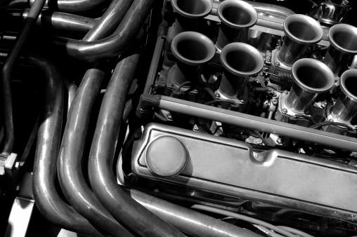 Hot Rod Car「Race Engine」:スマホ壁紙(4)