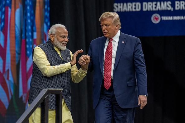 "Greeting「""Howdy, Modi"" Event Welcomes Indian Prime Minister Narendra Modi To Houston, Texas」:写真・画像(3)[壁紙.com]"