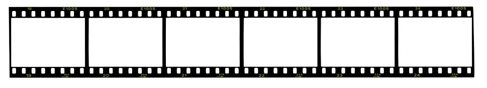 Photography Themes「Strip of 35mm film, blank frames」:スマホ壁紙(7)