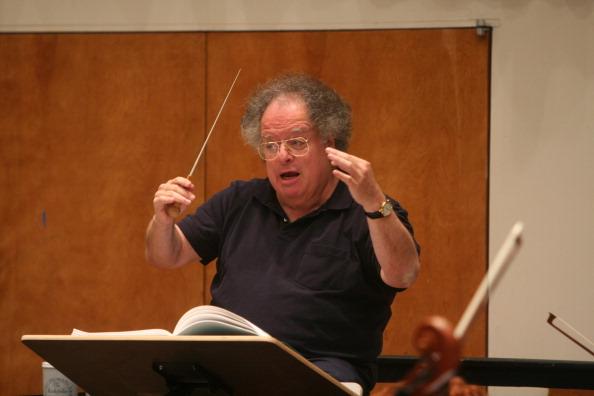 Musical Conductor「James Levine」:写真・画像(0)[壁紙.com]