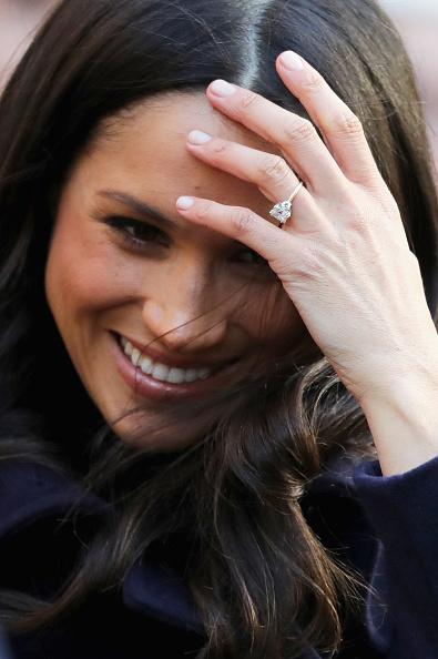 Ring - Jewelry「Prince Harry & Meghan Markle Visit Nottingham」:写真・画像(5)[壁紙.com]