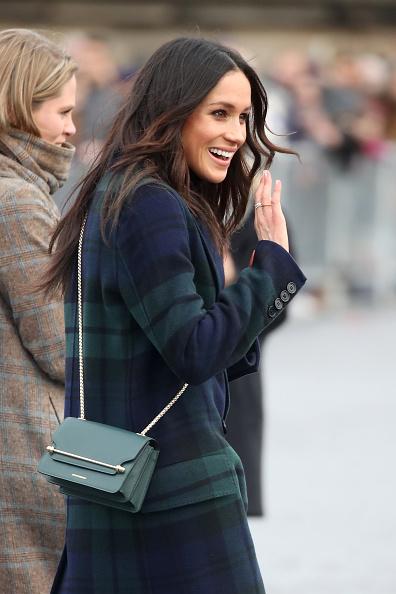 Visit「Prince Harry And Meghan Markle Visit Edinburgh」:写真・画像(18)[壁紙.com]