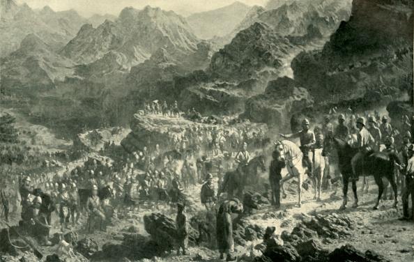 Mammal「Crossing The Zamburak Kotal」:写真・画像(6)[壁紙.com]