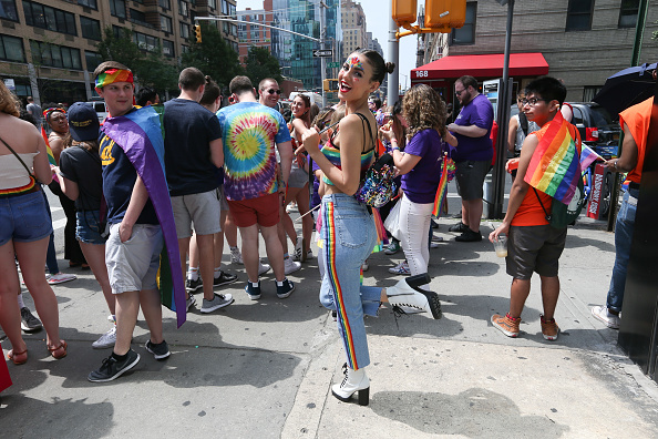 Rob Kim「amfAR Celebrates NYC Pride 2018」:写真・画像(1)[壁紙.com]