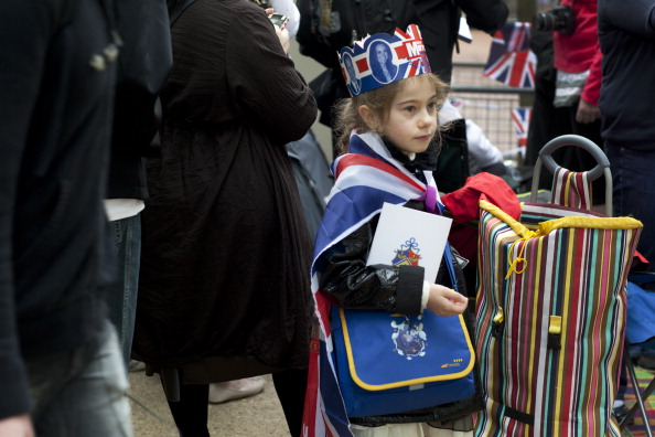 Patriotism「Royal Wedding Spectators」:写真・画像(15)[壁紙.com]