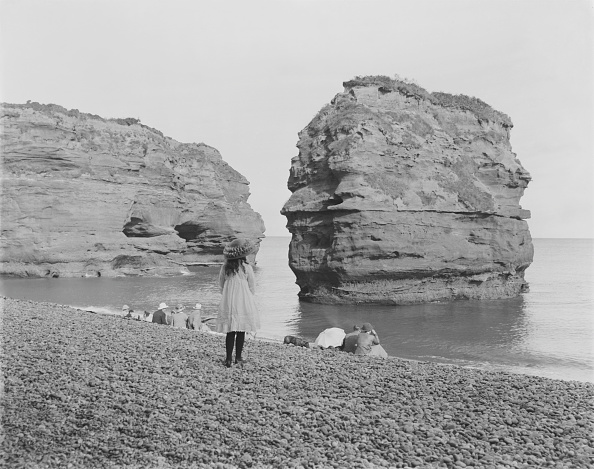 Bay of Water「Sandstone Formations Devon」:写真・画像(18)[壁紙.com]