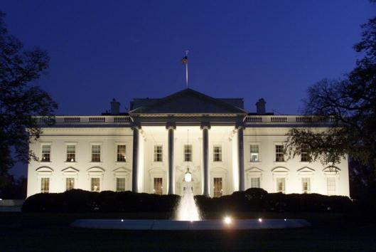 Night「White House Closed To The Public」:写真・画像(1)[壁紙.com]