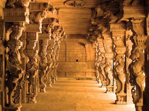God「Thenupuriswarar Temple」:スマホ壁紙(12)